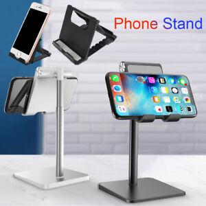 Adjustable Universal Tablet Stand Desktop Holder Mount Mobile Phone For iPhone