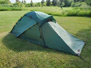 Hilleberg Jannu 4-Season 2-Person Tent with Footprint ...