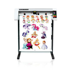 24 Vinyl Cutter Plotter With Full Touch Screen And Ccd Camera Automatic Contour