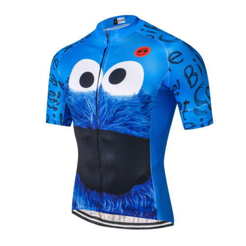 Men's Cycling Jerseys Bicycle Short Sleeve Shirt Cycling Clothing Bike Top YJ80