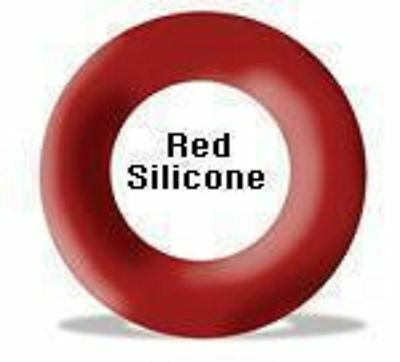 Silicone o-rings Size 104      Price for 50 pcs