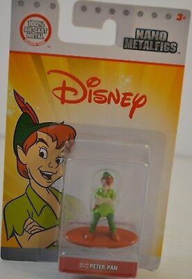 """Disney Nano Metalfigs PETER PAN DS22 2/"""" Die-Cast Metal Mini Figure Wave 1"""