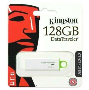 Kingston-128GB-USB-3-0-DataTraveler-I-G4-USB-Flash-Pen-Drive-DTIG4-GREEN