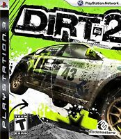 Dirt 2 (sony Playstation 3, 2009)