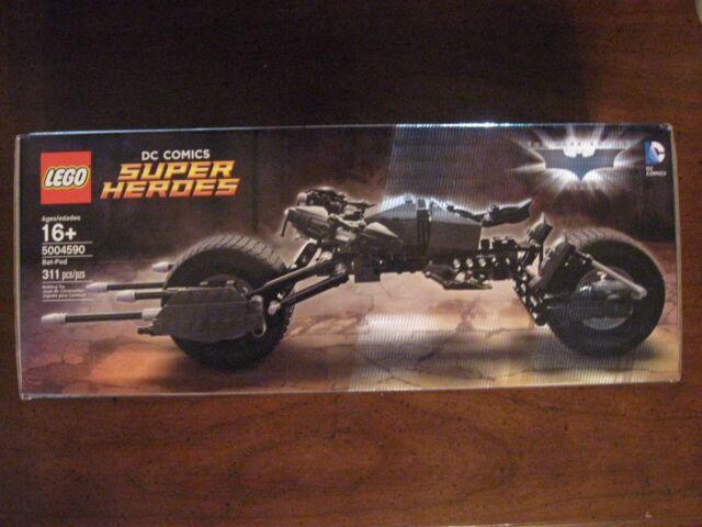 New Lego Bat Pod 5004590 Sealed Dc Batman Limited Ed 1 Of 1000 With