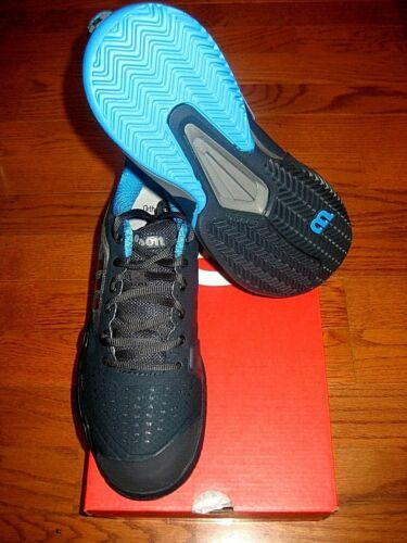 Wilson Mens Rush Pro 2.5 Tennis Shoe Blueberry//Surf  WRS325190
