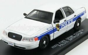 GREENLIGHT 1/43 FORD USA | CROWN VICTORIA POLICE INTERCEPTOR 2003 - MACGYVER ...