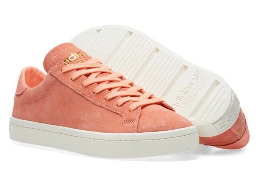 Adidas Courtvantage Sun Glow Men's Comfortable New shoes for men and women, limited time discount