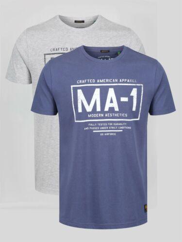 Modern Aesthetics F35 MA1 Printed T-Shirt