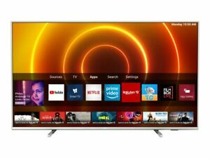 "TV LED Philips 43PUS7855 Ambilight 43 "" Ultra HD 4K Smart HDR Flat"