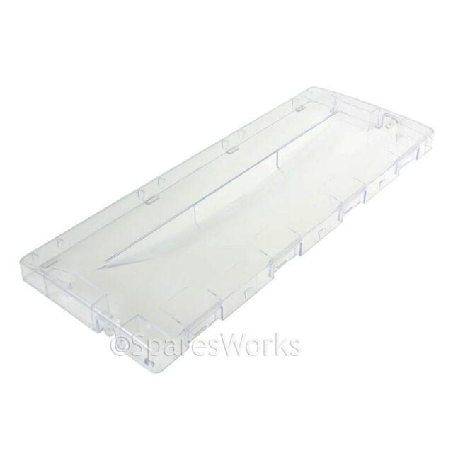 Genuine Hotpoint HM312I HM325NI RFA52K Fridge Freezer Drawer Cover Flap Front