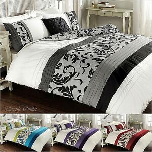 Conjunto-de-ropa-de-cama-funda-nordica-con-2-Fundas-De-Almohada-Edredon-Cubierta-Individual-Doble