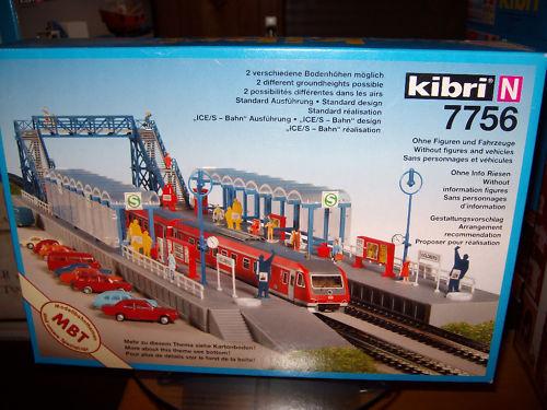 Kibri 7756 n 1 160 S-Bahn parada