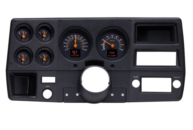 dodge dakota custom gauge cluster