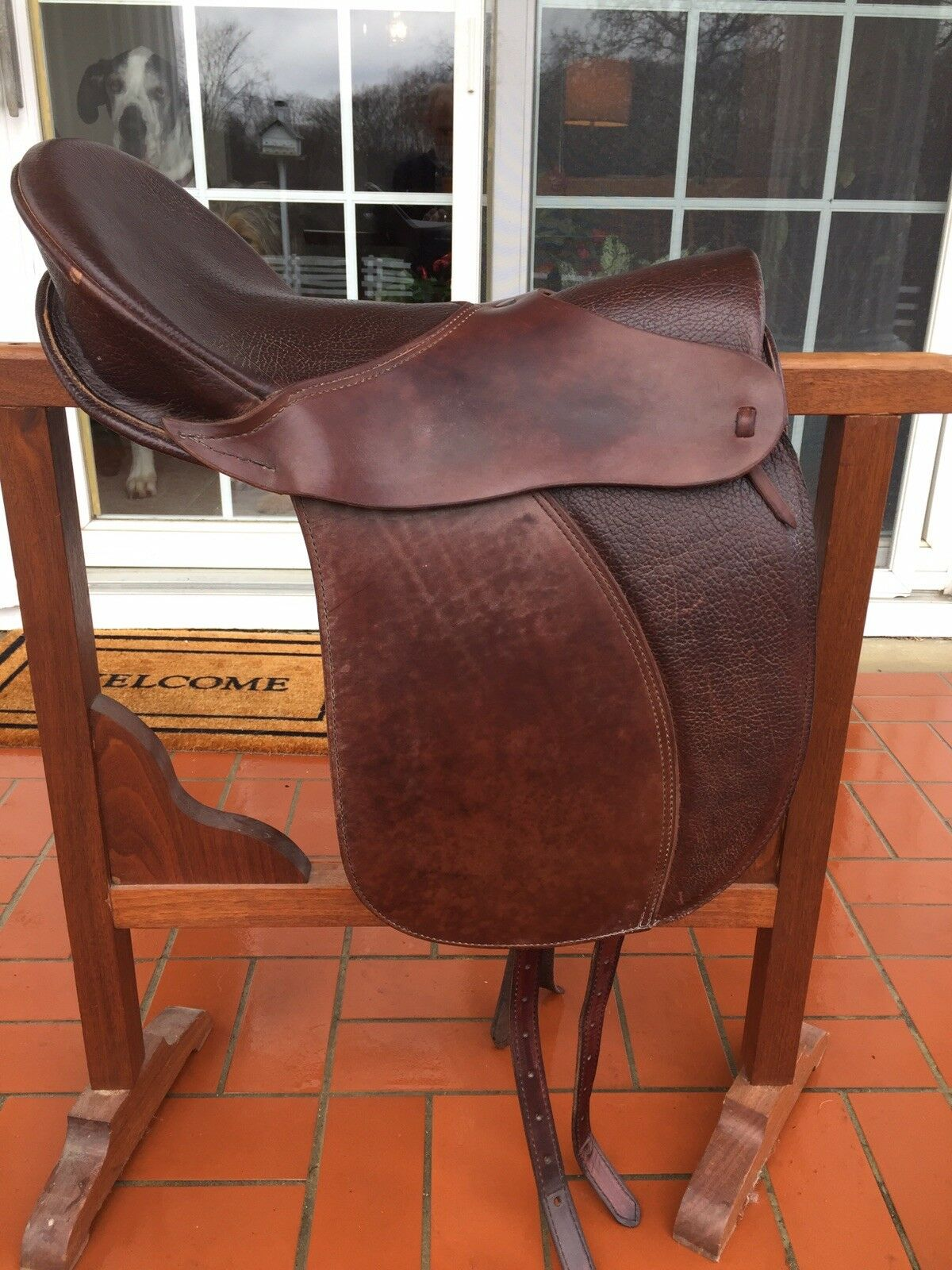 """Ansur Dressage Saddle 20"""",  Size Petite  just buy it"""