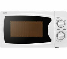 ESSENTIALS C17MW14 Solo Microwave - White - Currys