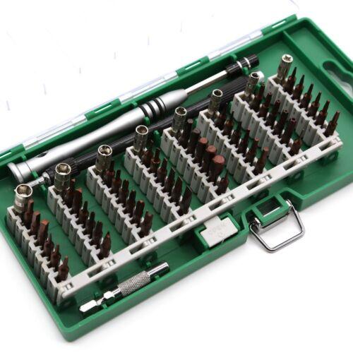 Réparation Outil Kit précision petit tournevis Set magnétique Mini Driver