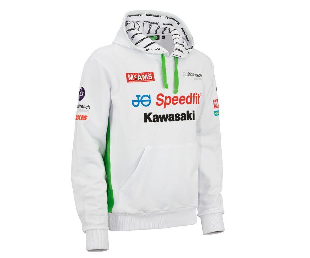 Kupuzenshirt Shirt KAWASAKI BSB HOODY Neu Orginal     166SPM022