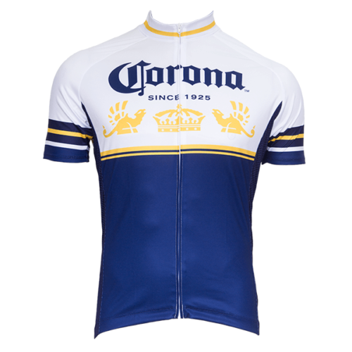 Brand New Retro Corona Beer Cycling Jersey