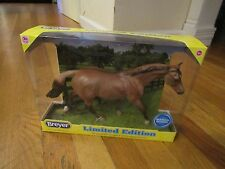 Breyer Limited Edition 1:12 Appendix Quarter Horse Fawn Mid States Exclusive NIB