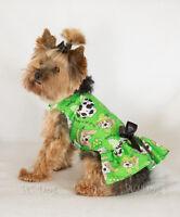 Xxxs St. Patrick's Day Puppies Dog Dress Clothes Pet Apparel Teacup Pc Dog®