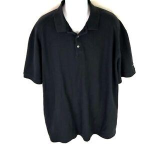 Nike-Golf-Men-s-Black-Polo-Shirt-3XL-XXL