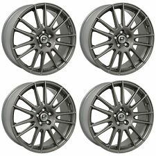 4 x Pro Drive Gloss Anthracite GT1 Alloy Wheels - 5x114.3 | 18x8.5"