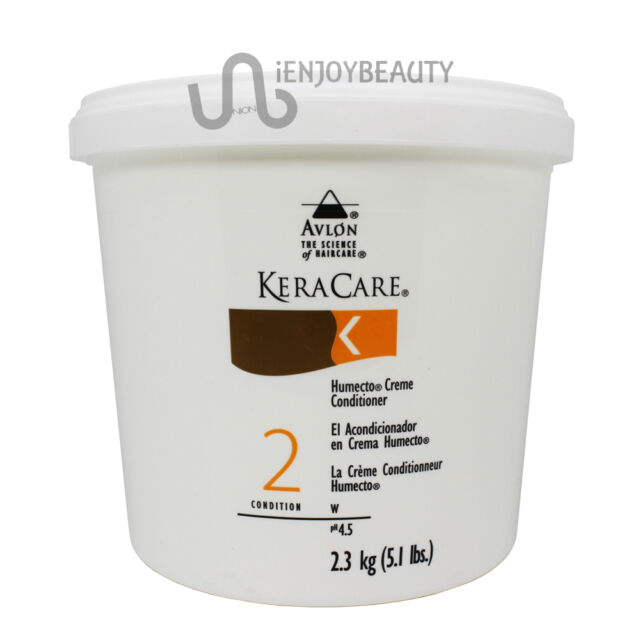Avlon Keracare Humecto Creme Conditioner 5.1 lbs w/ Free nail File