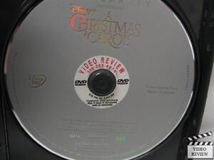 A Christmas Carol DVD 2010 No Cover Jim Carrey 786936805048   eBay