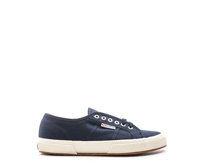 zapatos SUPERGA mujer zapatillas zapatillas zapatillas Trendy  azul Tessuto S000010-933S ce2654