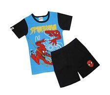NEW! MARVEL BOY'S LOUNGE WEAR/ TERNO SET (SPIDERMAN, SIZE #14/ 7-8Y)