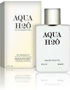 Aqua-H20-for-Men-Perfume-2-7-oz-by-Preferred-Fragrance-Impression-of-Aqua-Di-Gio