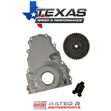 Texas Speed Gm Gen 4 Ls Vvt Disable Kit Timing Cover Cam Gear Amp Bolts 53l 60l