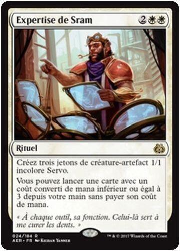 Sram/'s Expertise//Expertise de Sram MTG Magic AER French//VF