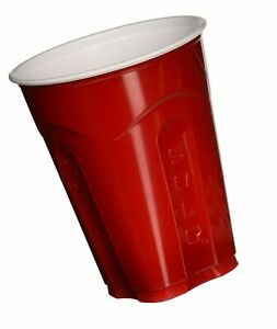 solo Squared Red Cups 18 Oz 50 Count