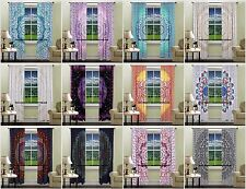 10 PC LOT Window Hanging Tapestry Cotton Mandala Indian Curtains Ethnic Panels