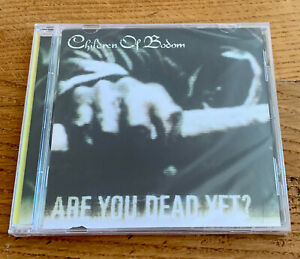CHILDREN-OF-BODOM-Are-you-dead-yet-CD-New