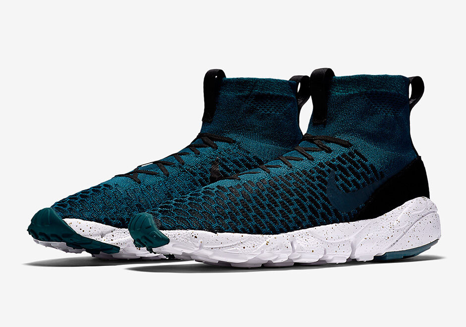 Nike Sportswear Air Footscape Magista Flyknit 830600-300 Comfortable New shoes for men and women, limited time discount