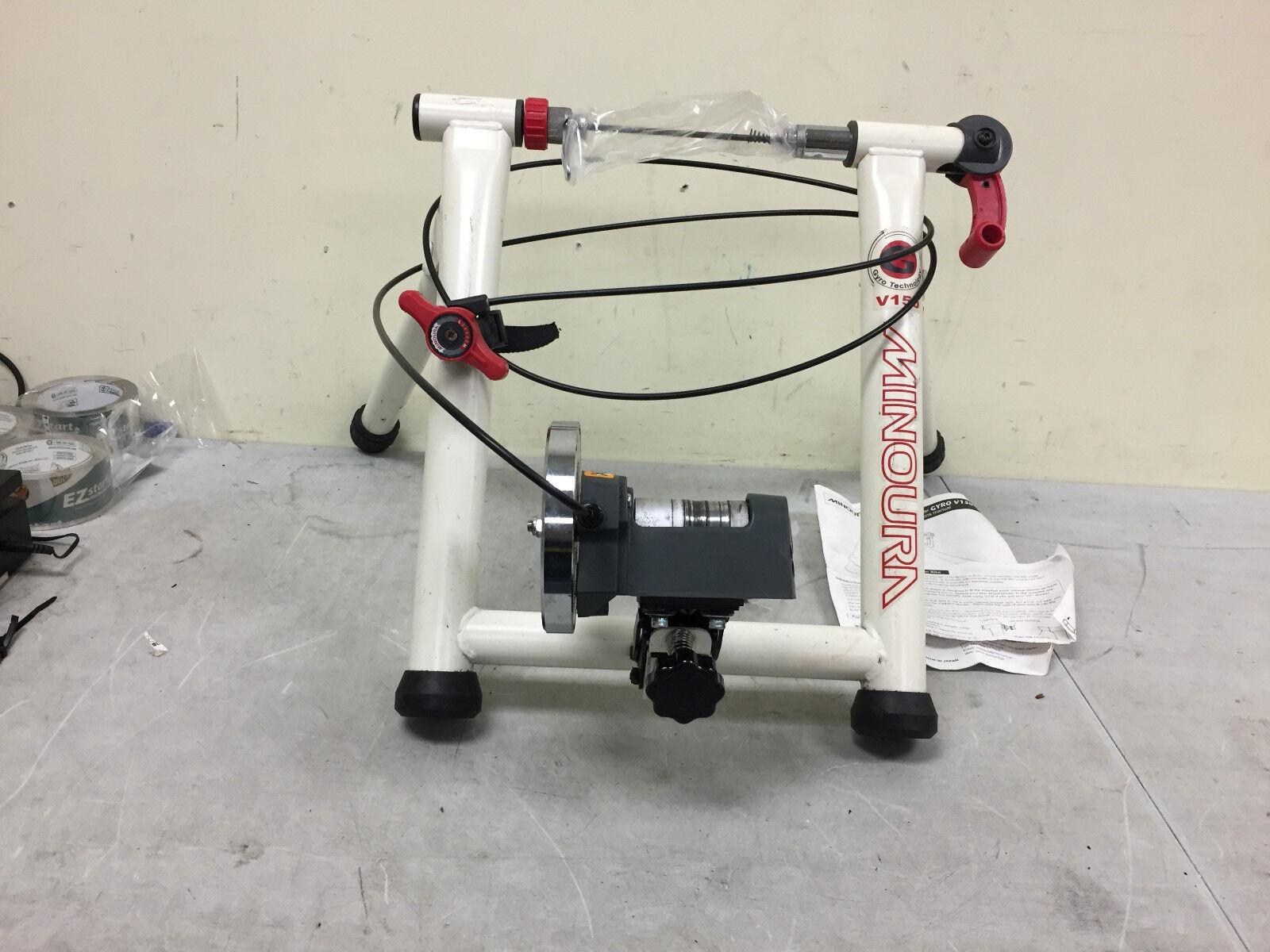 Minoura V150 Mag Trainer w Remote