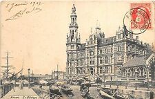 Br35178 Anvers Le Pilotage belgium
