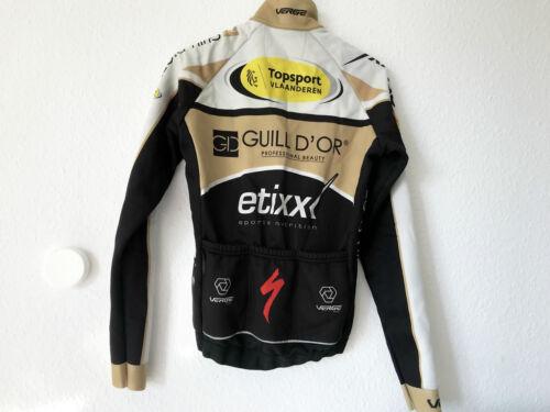 Fahrradbekleidung Original cycling Team Women's Racing AERO Therm Jacket XS etixx,spezialized etc.