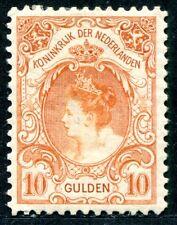 NIEDERLANDE 1898 66 * TADELLOSER SPITZENWERT 900€(S1039