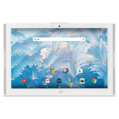 "Acer Iconia One B3-A40 10"" Tablet 2GB 16GB Quad Core 1.3GHz Marble White"
