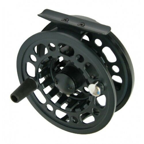 Rovex Radion Aluminium Large Arbor Fly Reel Sizes 5 6, 7 8 10 12 Trout Salmon
