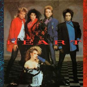 Heart-Heart-2016-180g-Vinyl-LP-NEW-SEALED-SPEEDYPOST