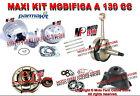 MF0355 - KIT MODIFICA VESPA 50 SPECIAL CILINDRO PARMAKIT 130 ALBERO MOTORE CAMPA