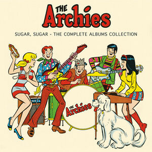 The-Archies-The-Complete-Albums-Collection-New-CD