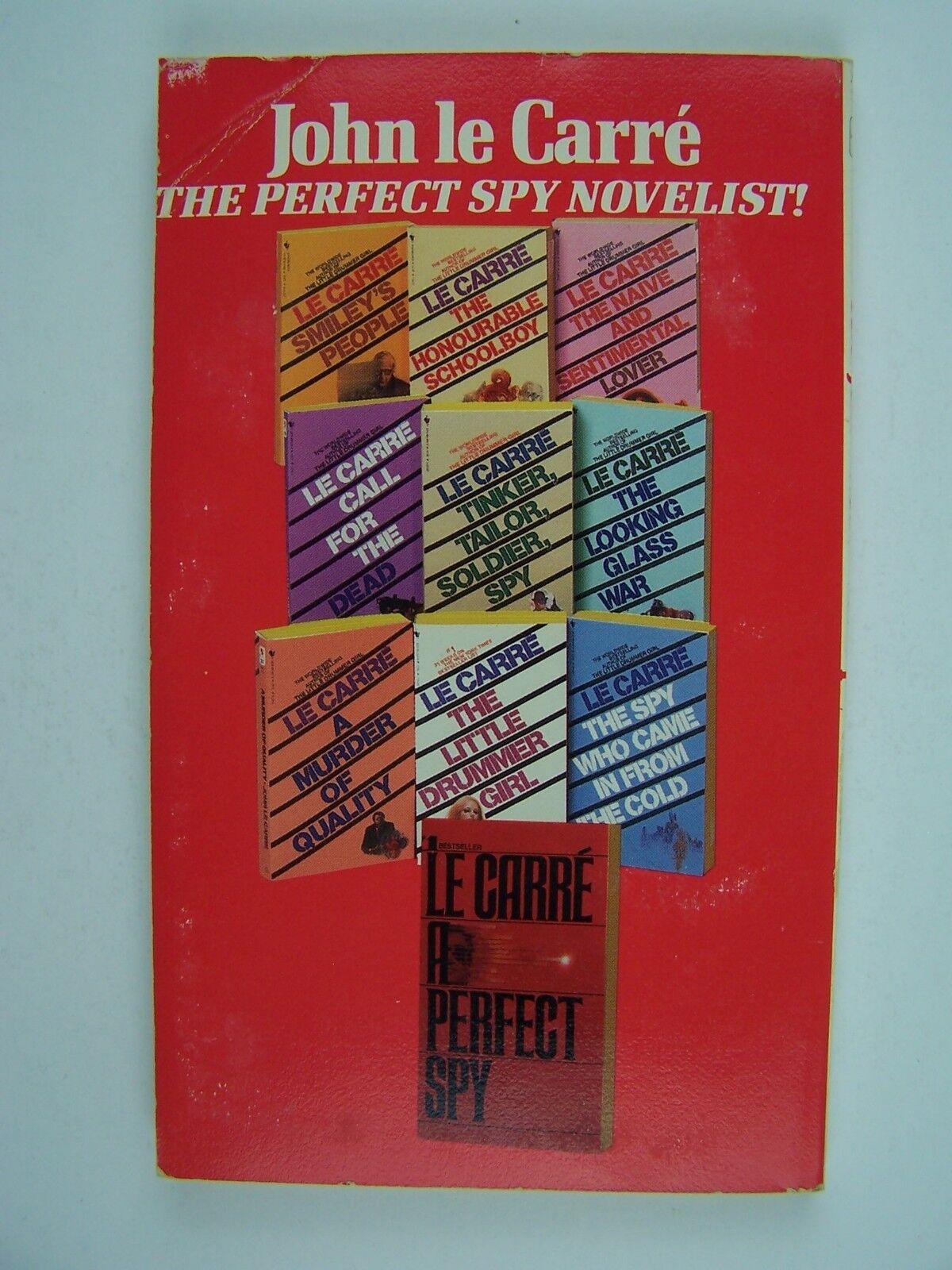 John Le Carre Sampler Paperback 1987 Rare 9780553179750