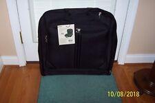 cb37178b65 item 3 Olympia Deluxe Garment Suit Bag Carrier Black Folding 44