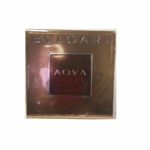 AQVA AMARA Bvlgari 1.7 oz Eau de Toilette Spray Men's Cologne Bulgari 50 ml NIB